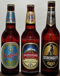 Tanzanian beer